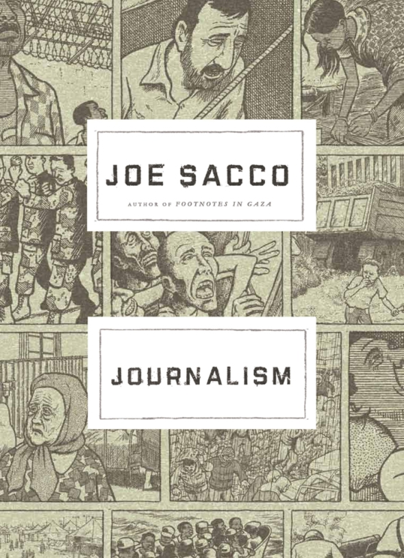 Joe Sacco Journalism