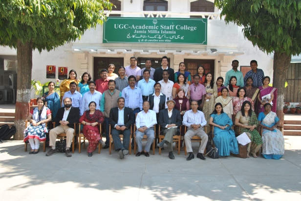 Group photo of the participants