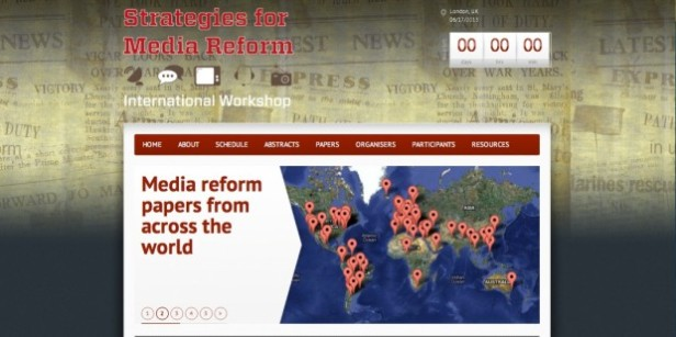 SMR (media reform papers from across the world