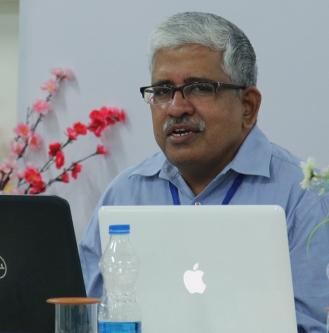 G Ravindaran
