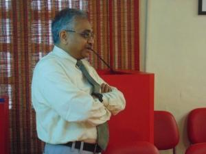 Prof Ananda Mitra