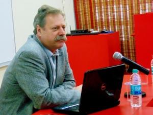 Prof Steve Mcdowell